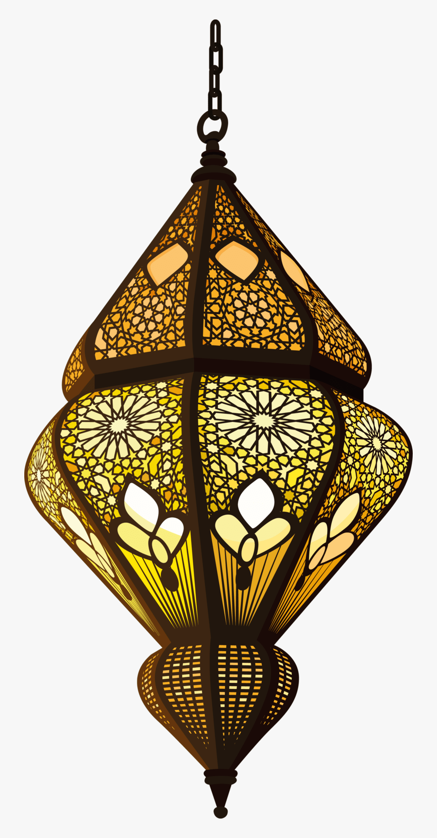 Islamic Lantern PNG Images | Vector and PSD Files | Free
