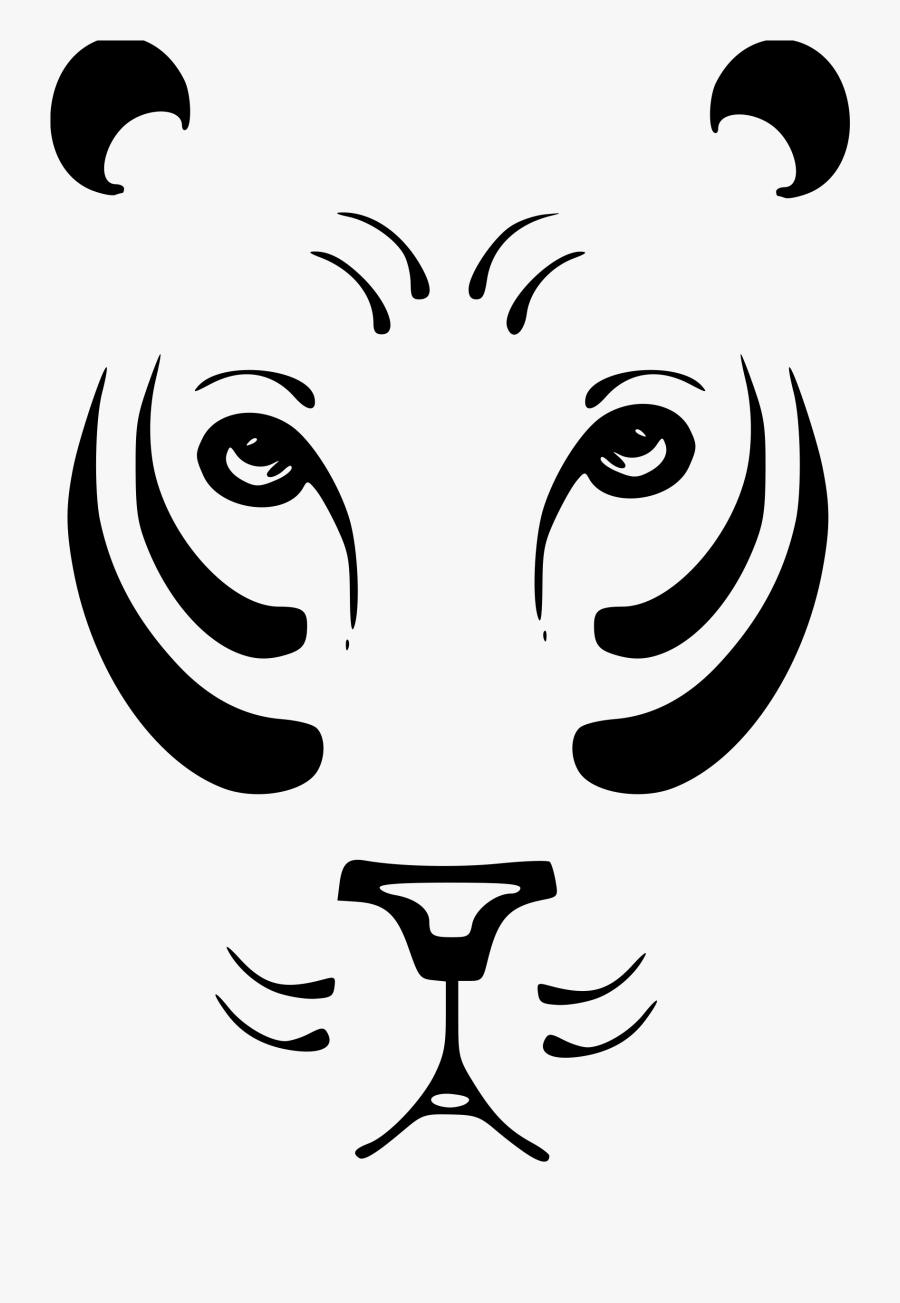 Kartun Hitam Putih : kartun, hitam, putih, Tiger, Black, Panther, Drawing, Gambar, Abstrak, Kartun, Hitam, Putih, Transparent, Clipart, ClipartKey