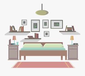 Furniture Vector Drawing Room Bedroom Clipart Free Transparent Clipart ClipartKey