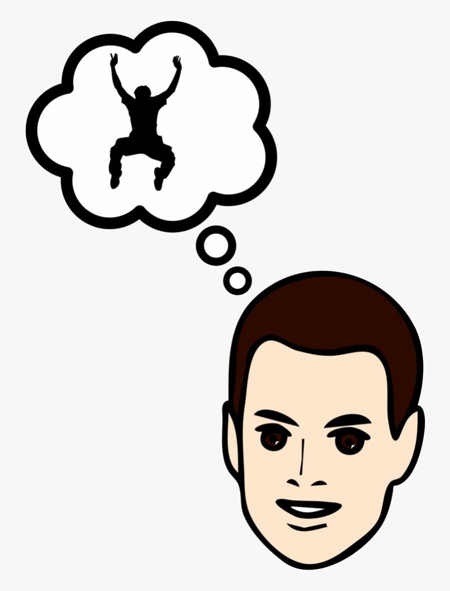 Gambar Kartun Berfikir : gambar, kartun, berfikir, Thinking, Clipart, About, Thought, Bubble, Transparent, Gambar, Kartun, Orang, Sedang, Berpikir, ClipartKey