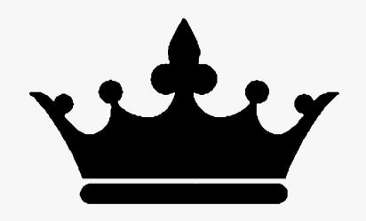 crown silhouette clipart king clip princess calm keep simple stencil vector kings queen stencils silhouettes faciles para baby disney bears