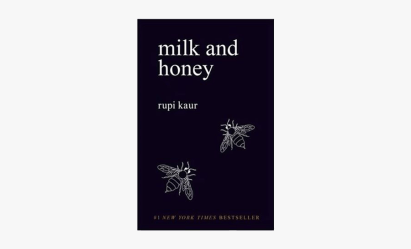 aesthetic #vintage #book #milkandhoney #milk #honey Poems Books Like Milk And Honey Free Transparent Clipart ClipartKey