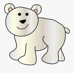 bear polar clip bears clipartix cub clipart clipartkey