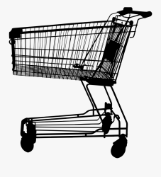 Discount Clipart Shopping Cart Transparent Background Shopping Cart Png Free Transparent Clipart ClipartKey