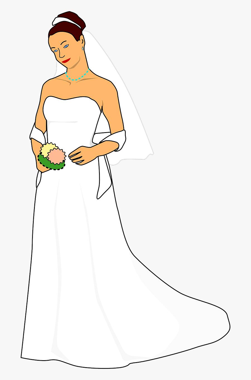 Pengantin Vektor Png : pengantin, vektor, Bride, Pengantin, Wanita, Vektor, Transparent, Clipart, ClipartKey