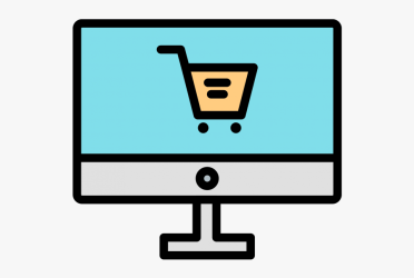 Online Shopping Icon Png Image Free Download Searchpng Online Shopping Icon Vector Free Transparent Clipart ClipartKey