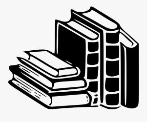 Clip Art Clipart Book Black And White Books Black And White Png Free Transparent Clipart ClipartKey