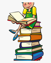 Book Clip Art Free Pencil And Book Clipart Clipart Transparent Background Books Clipart Free Transparent Clipart ClipartKey
