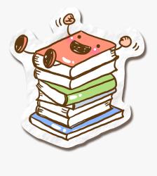 Comic Book Books Cartoon Free Download Png Hq Clipart Cartoon Books Transparent Background Free Transparent Clipart ClipartKey