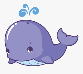 Whale Cartoon Blue Whale Pink Marine Biology Png Whale Cartoon Png Free Transparent Clipart ClipartKey