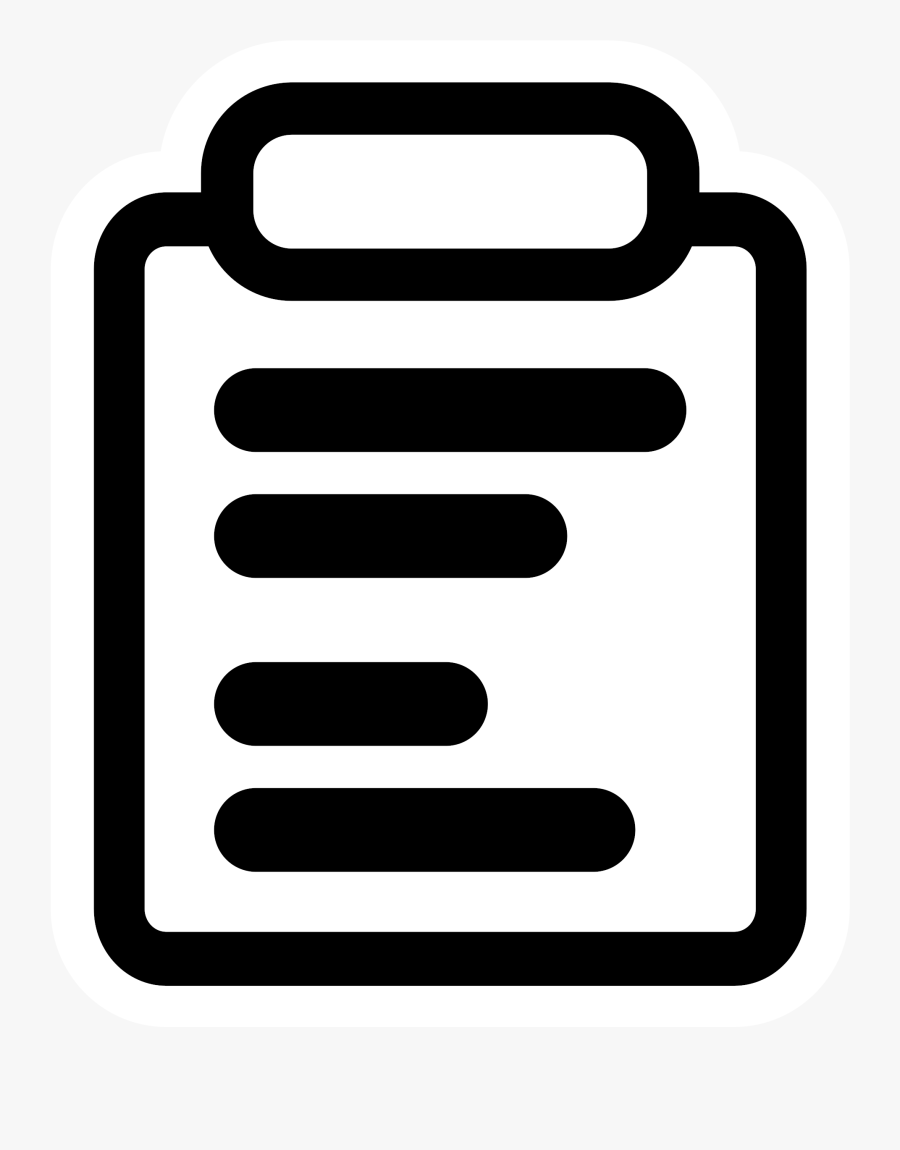 Text Symbol Picture : symbol, picture, Text,symbol,black, White, Report, Transparent, Clipart, ClipartKey