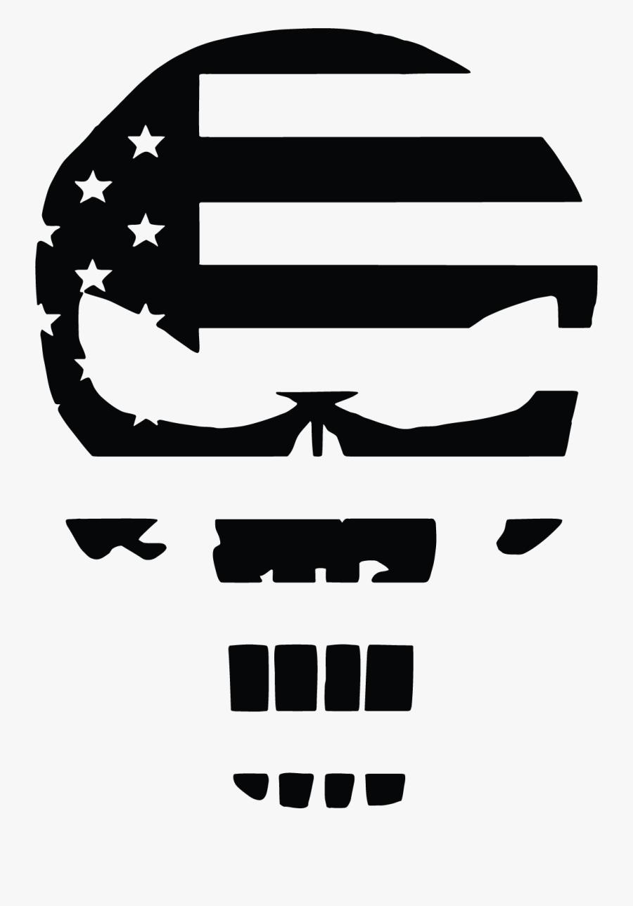 Molon Labe Svg : molon, Punisher, Vector, Skull, Transparent, Clipart, ClipartKey