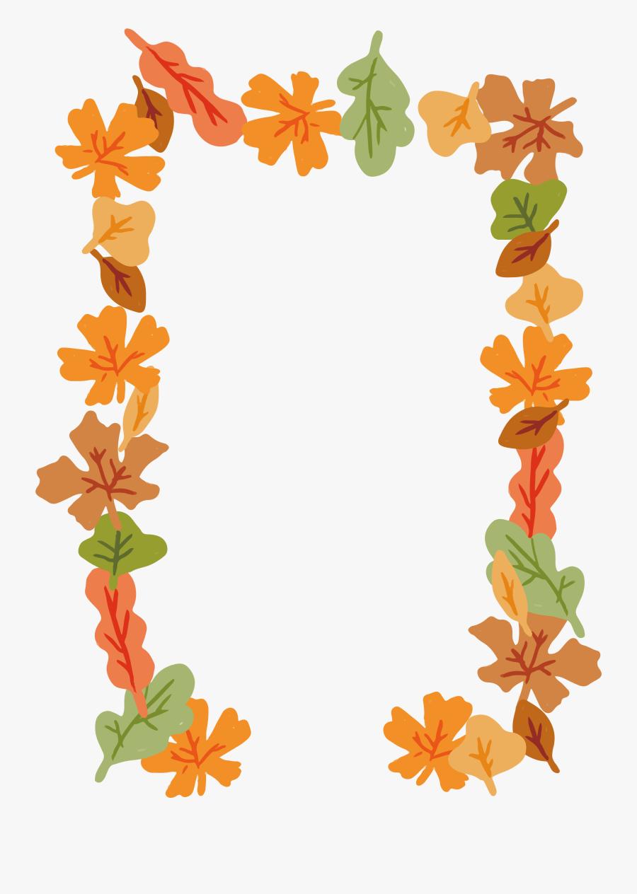 Leaf Frame Png : frame, Euclidean, Computer, Cartoon, Decorative, Frame, Transparent, Clipart, ClipartKey