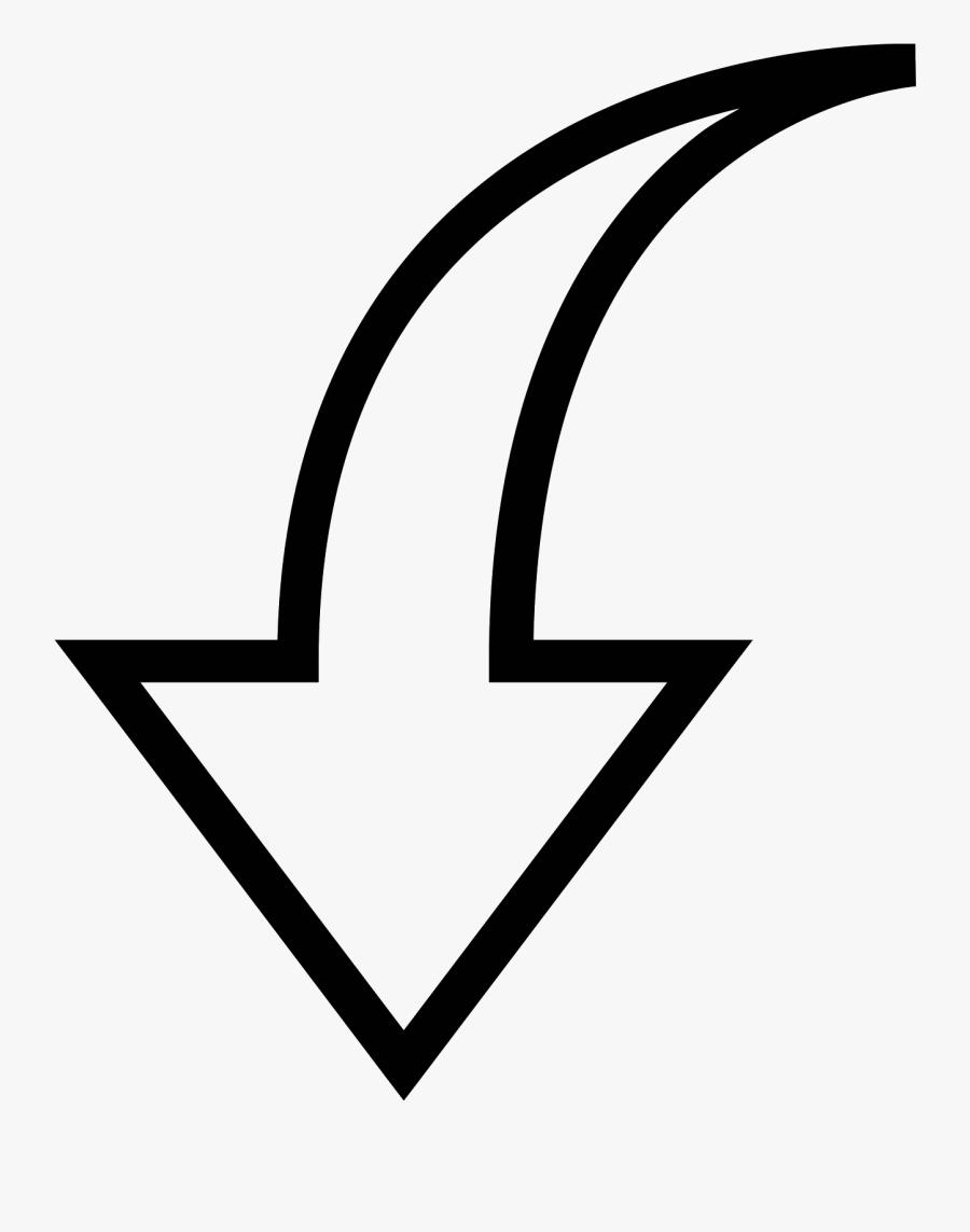 Arrow Clipart Black And White : arrow, clipart, black, white, Gothic, Vector, Arrow, Clipart, Black, White, Library, Icones, Setas, Transparent, ClipartKey