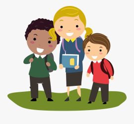 School Kids Cartoon Png Carton Student In School Transparent Background Free Transparent Clipart ClipartKey