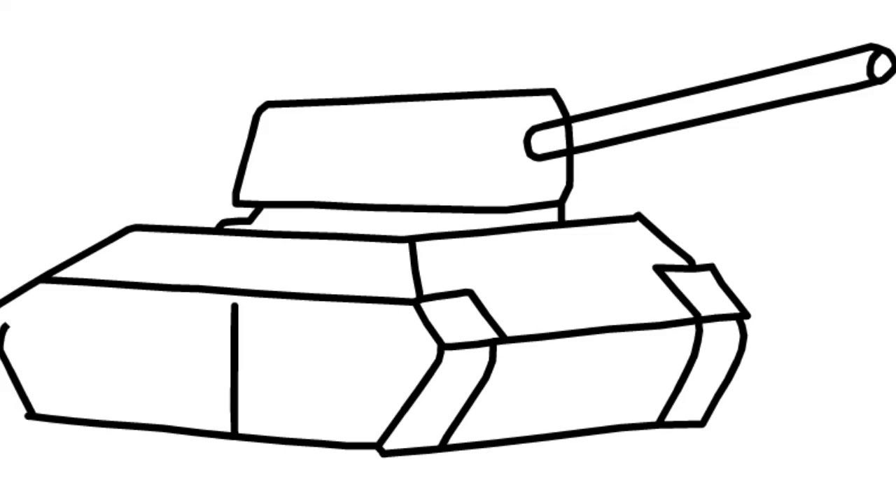 hight resolution of 1280x720 how to draw a new zealand army tank army tank easy drawing