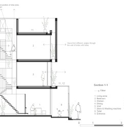 autocad toilet elevation drawing [ 1410 x 1000 Pixel ]