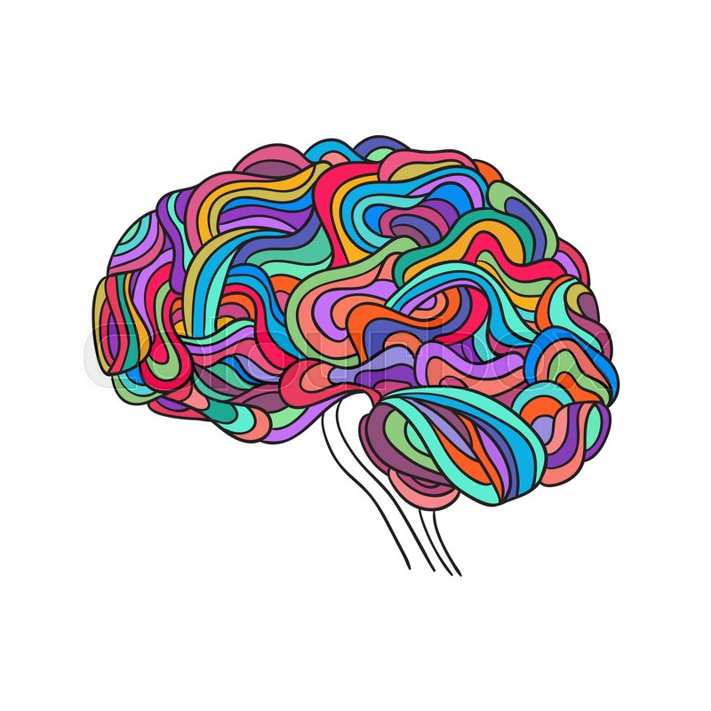 Download Creative Brain Drawing | Free download on ClipArtMag