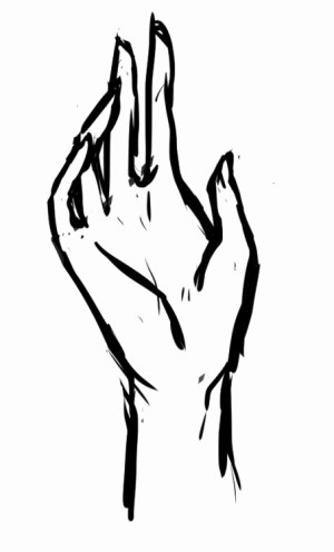 easy cool draw things drawings anime boy drawing simple hand sketches hands boys arm beginners clipartmag viria tutorial christmas oc