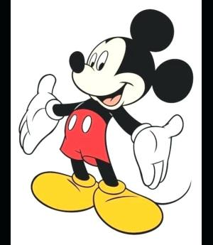 mouse mickey drawing easy minnie step draw four face hippo cartoon letter clipartmag kayaking chapter using
