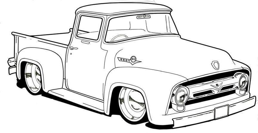 F 150 Drawings