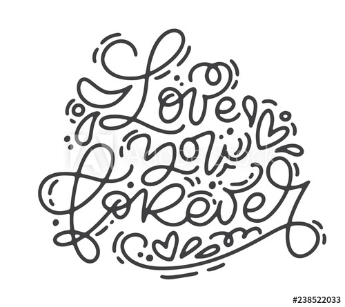 Download Forever Drawing | Free download on ClipArtMag
