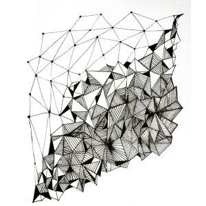 geometric geometry drawing pattern designs linear drawings draw deviantart clipartmag random psychedelic