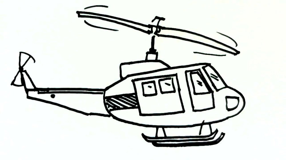 medium resolution of 1280x720 helicopter drawing for kid and helicopter drawing easy helicopter
