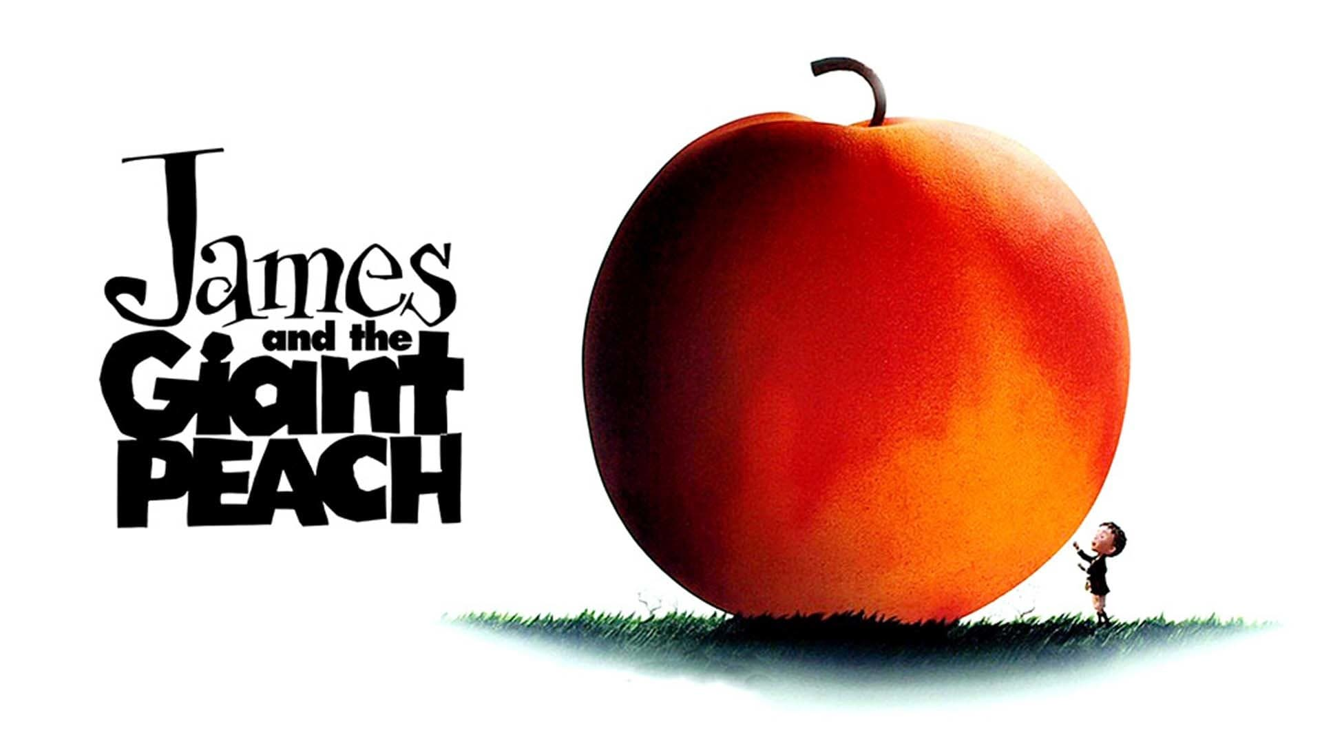 James And The Giant Peach Drawings