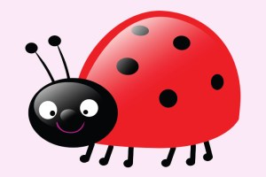 ladybug craft preschoolers drawing simple clipartmag momjunction insect happy