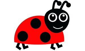 ladybug cartoon clip brown purple easy miraculous drawing draw clipartmag netclipart