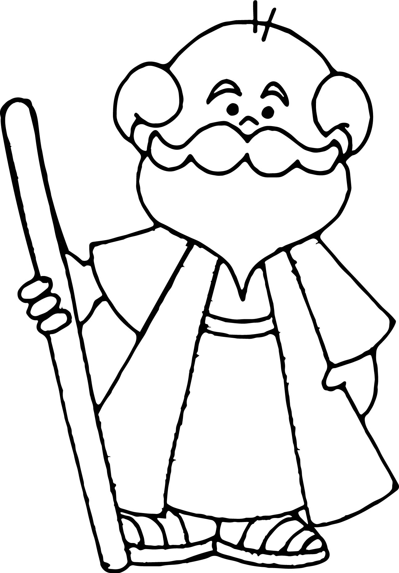 Collection Of Old Man Clipart