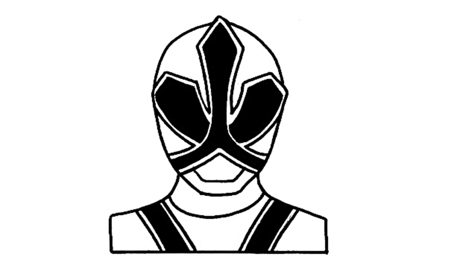 Power Rangers Dino Charge Drawing