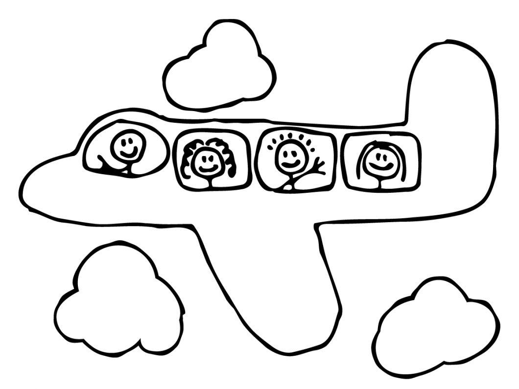 Preschool Drawing Worksheets