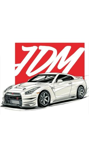 jdm cars carros drawings desenhos clipart coloridos nissan japanese voiture cool drawing legais clipartmag voitures skyline