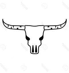 1560x1560 longhorn skull vector soidergi [ 1560 x 1560 Pixel ]