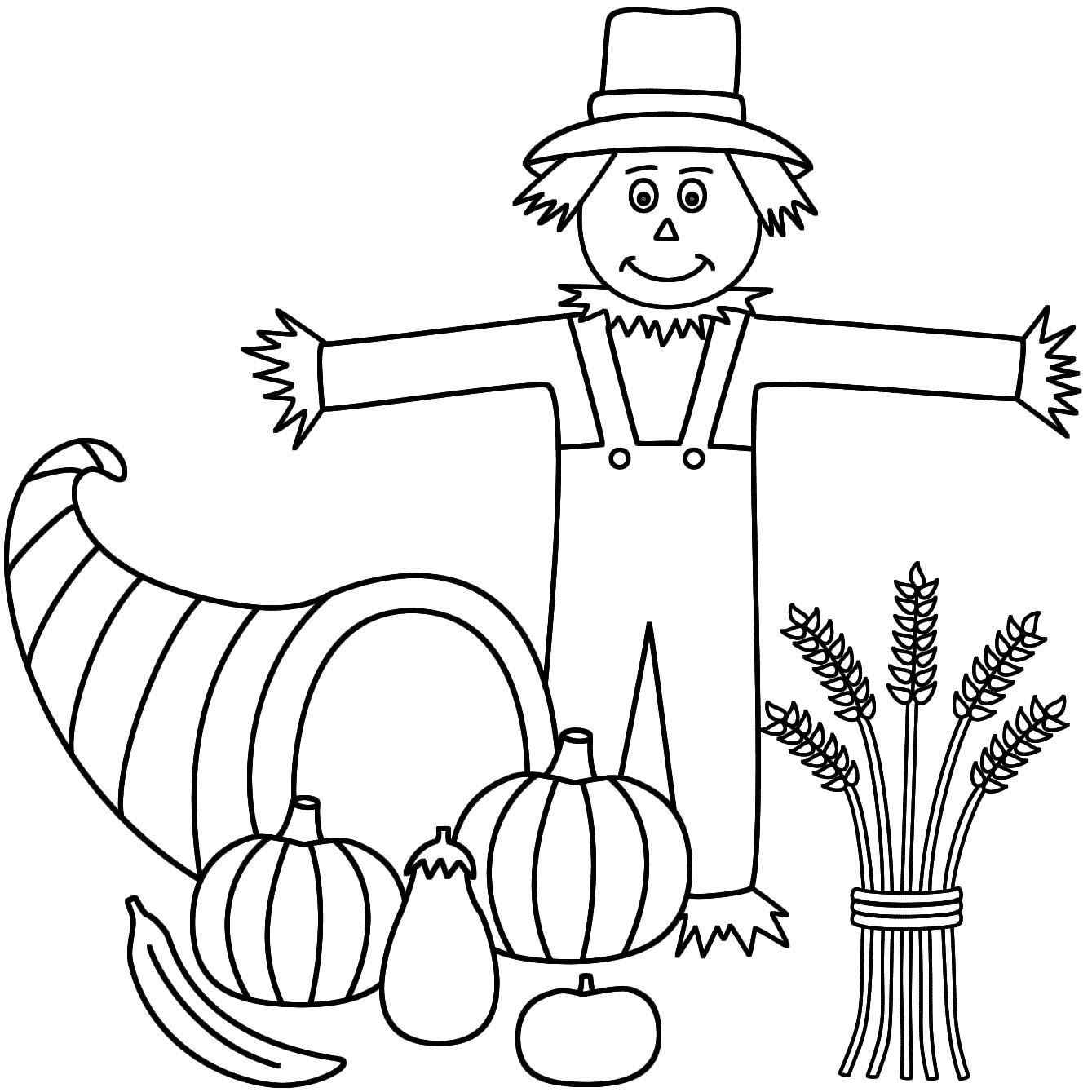 Thanksgiving Drawing Activities