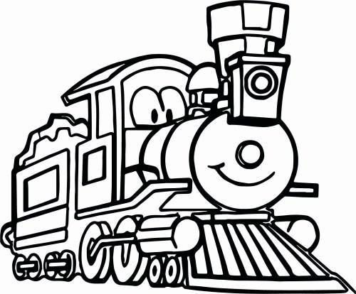 small resolution of train drawing cartoon