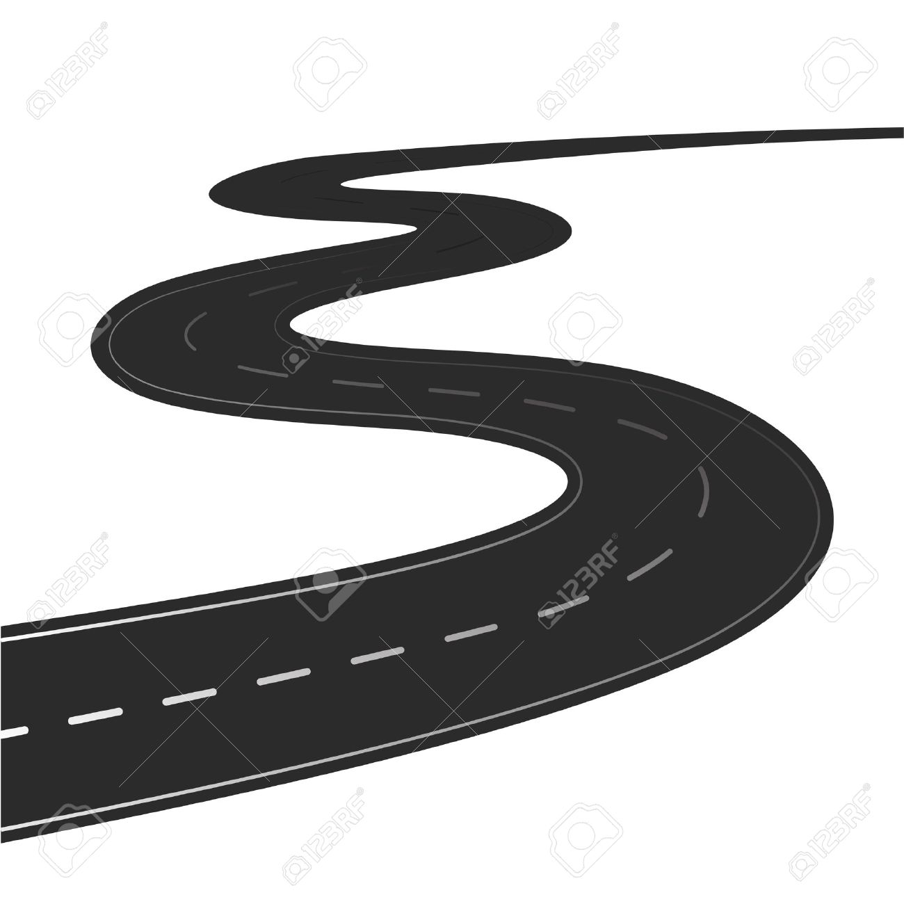hight resolution of 1300x1300 collection of free curving clipart windy road download on ui ex