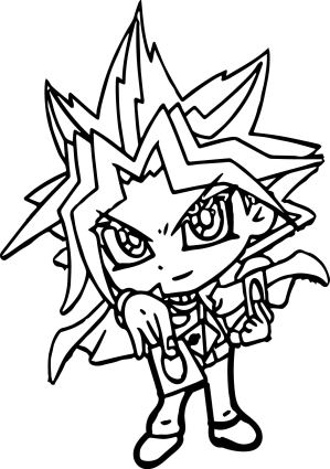 coloring yugioh magician dark pages clipart gi yu oh drawing clipartmag getcolorings pictu