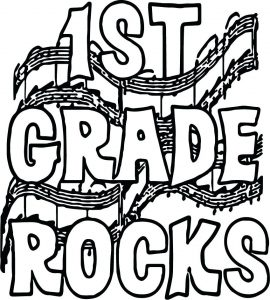 1st grade coloring pages # 10