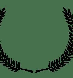 2400x1800 laurel wreath clipart [ 2400 x 1800 Pixel ]