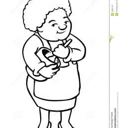 992x1300 drawing clipart grandmother [ 992 x 1300 Pixel ]