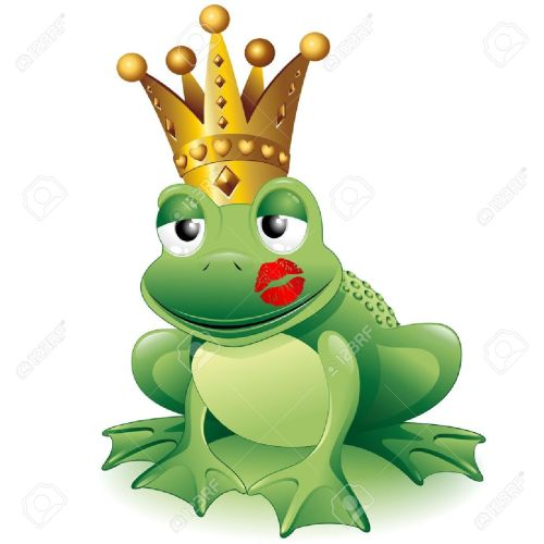 small resolution of 1300x1300 prince frog cartoon clip art with princess kiss royalty free
