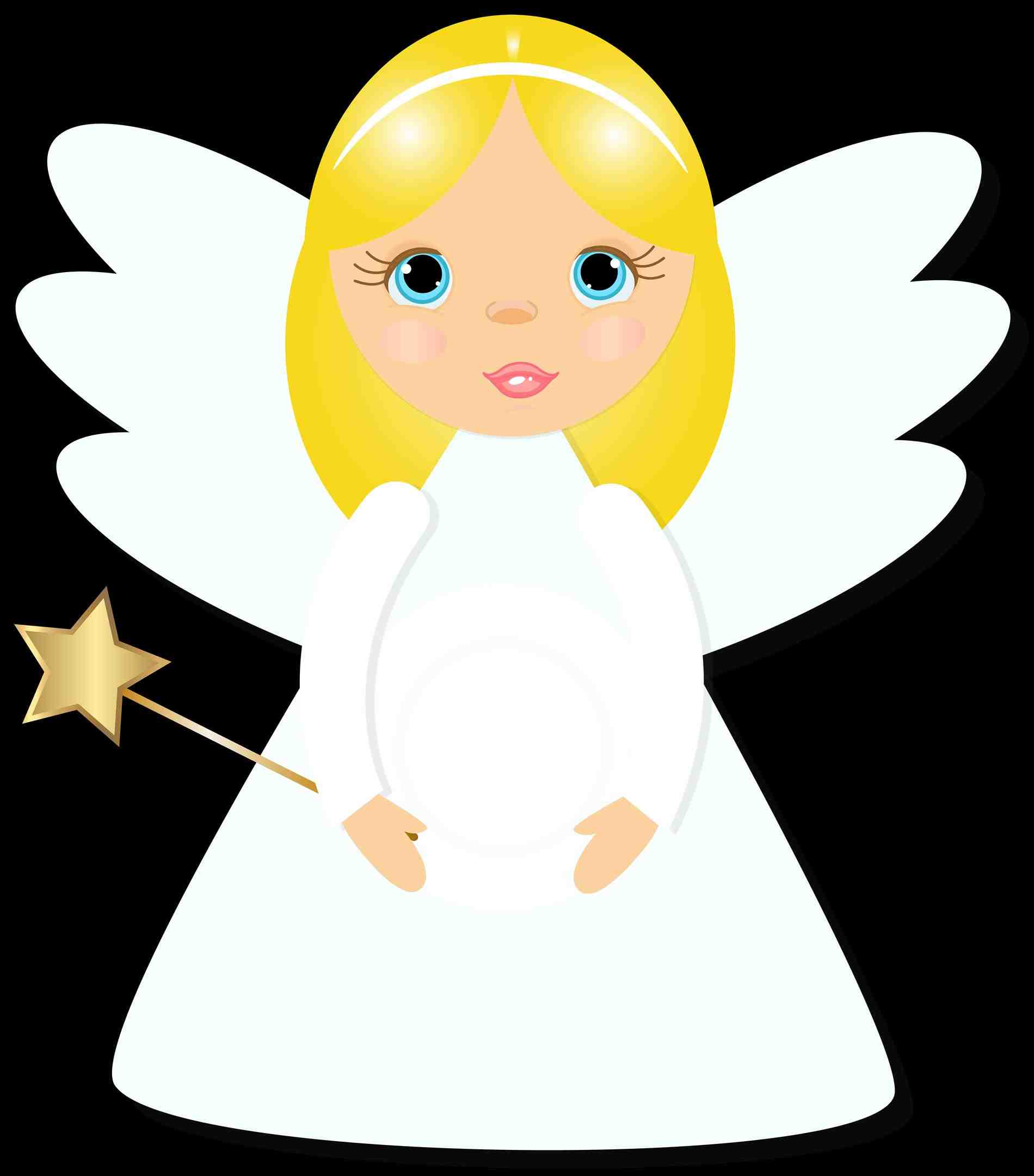 angel clipart free free