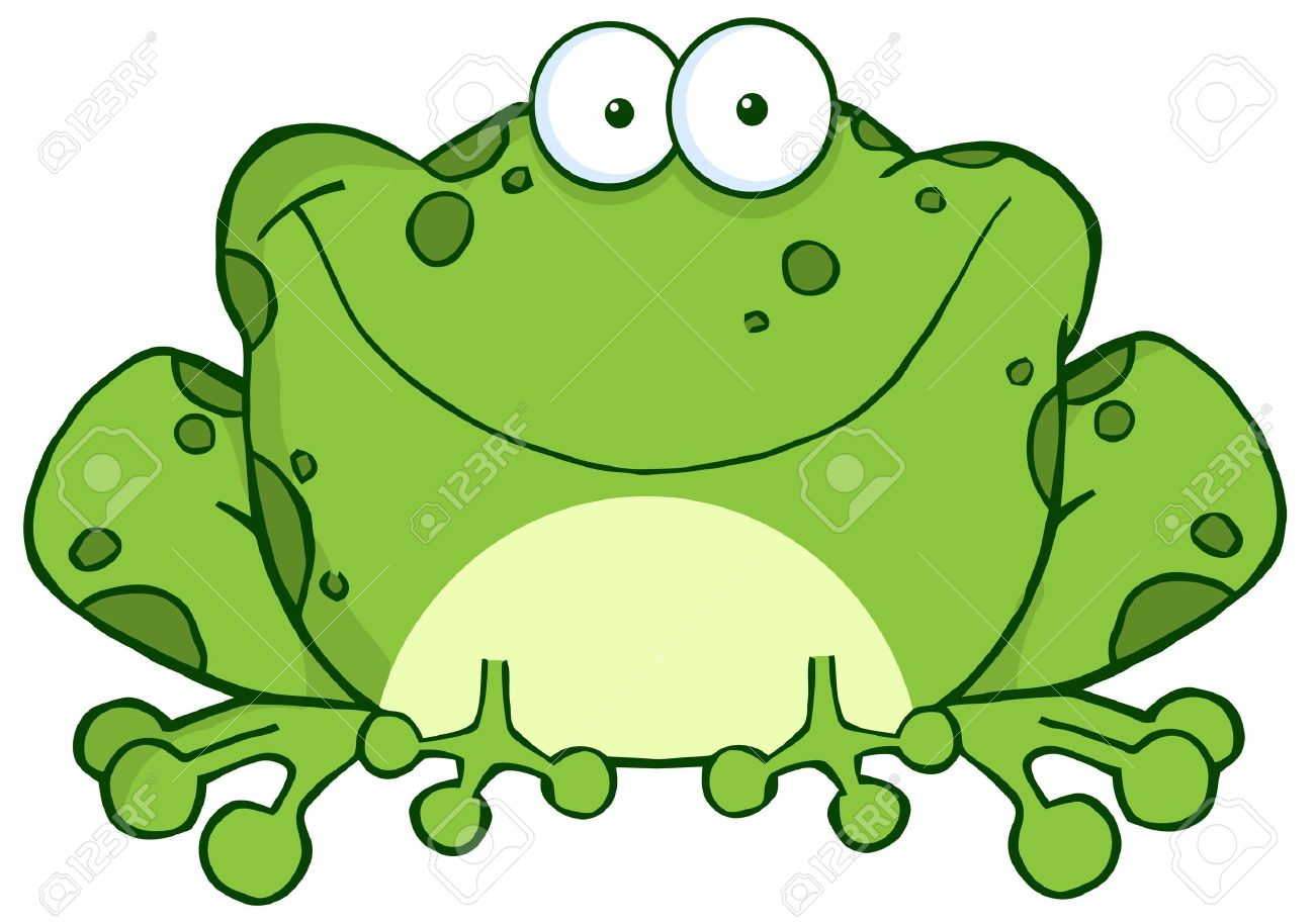 animated frogs images free