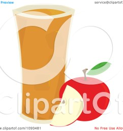 1080x1024 apple juice clipart [ 1080 x 1024 Pixel ]