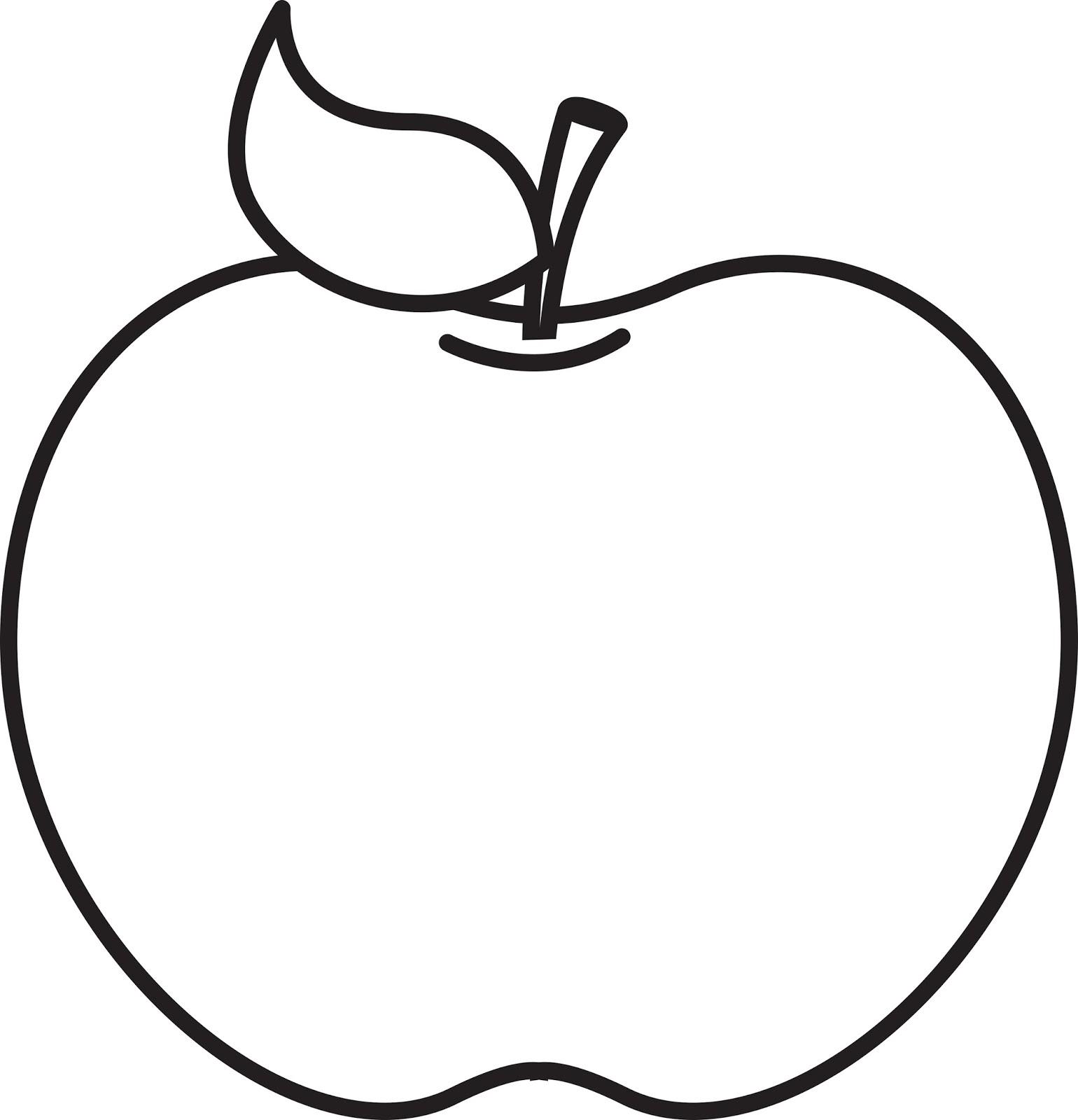 Apple Clipart Vector