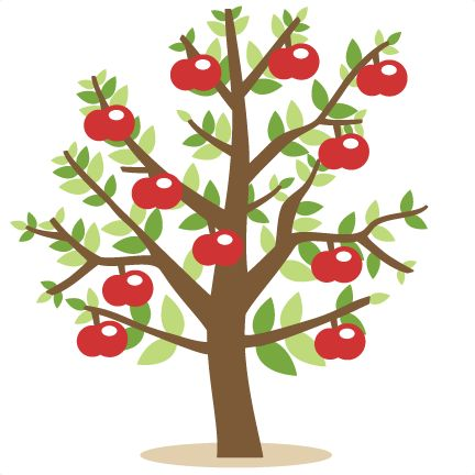 apple picking clipart free