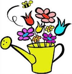 april flowers clipart free